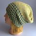 On a Slope Hat pattern