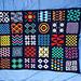 Jacquard 30 pattern sampler pattern