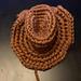 Among Us Cowboy Hat pattern
