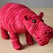 Little Hippo Taweret pattern