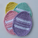 Easter Egg Coaster pattern