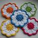 Springtime Coasters pattern