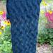 Garden trellis wrap pattern
