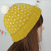 A Most Bespeckled Hat pattern