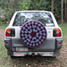 Spare Wheel Cover pattern