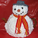 Snowman Tea Cosy pattern