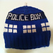 TARDIS Hat pattern