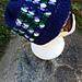 Puff Stitch Slouchy Hat Pattern pattern