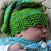 Elfbaby hat pattern