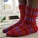 Ribbed Socks pattern