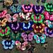 Crochet Butterfly Craft Project pattern