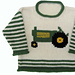 Tractor Pullover pattern