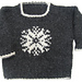 Snowflake Pullover pattern
