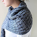 Stacked Columns Wrap and Shawl pattern