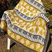 Heart of Gold Blanket pattern