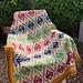 Baubles Blanket pattern