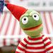 Poldi the Frog / Frosch Poldi pattern