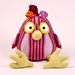 Funny Bird / Komischer Vogel pattern