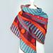Shawl / Tuch Hatschepsut pattern