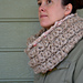 Through Thick and Thin Cowl pattern