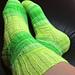 Neon Socks pattern