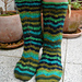 Neatby Nick of Time Socks pattern