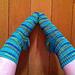 Inside Outside Socks pattern