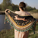 Leaping Hare Shawl pattern
