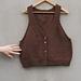Cotton vest pattern