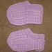 X-tra Thick Textured Slippers pattern
