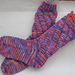 Roundabout Socks pattern