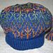Leafy hat pattern