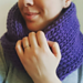 Super Smooth Snood pattern