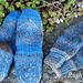 Anton sokker & votter pattern