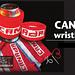 CANADA wristbands pattern
