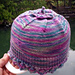 Smocked Lace Toddler Hat pattern
