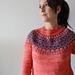 Miel Sweater pattern