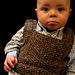 baby professor vest pattern