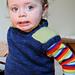 toddler snappy shoulder vest pattern