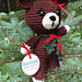 Holly Beary Doll pattern