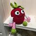 Tilley the Tomato pattern