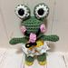 Freda the Ballerina Froggy pattern