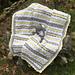 Cabin Baby Blanket pattern