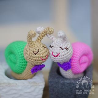 Free Crochet Patterns   Free Crochet Pattern Snail • Free Crochet ...   320x320