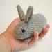 Henry's Bunny pattern