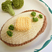 Baked Potato with Chives pattern