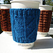 Three Musketeers Coffee Mitts pattern