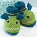 Monster Booties pattern