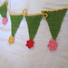 Girly Girly Bunting pattern