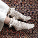 Ballerina socks pattern